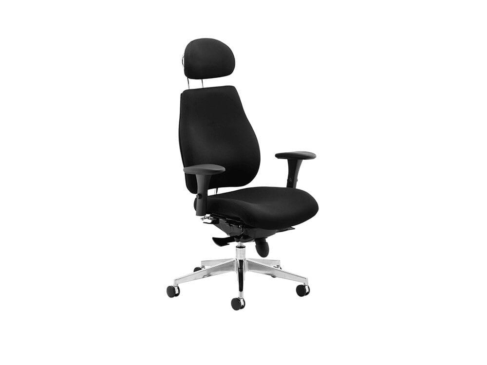 Selena – High Back Executive Chair with Headrest