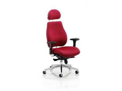 Selena – Executive Chair with Headrest and Arms