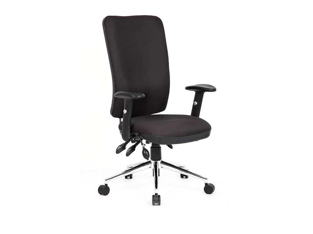 Selena 3 – High Back Task Operator Office Chair