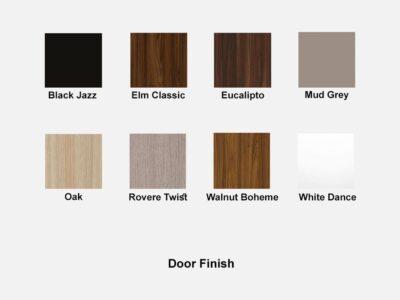 Dawn – Woodside Storage Unit With Cabinet Doors Door Finish