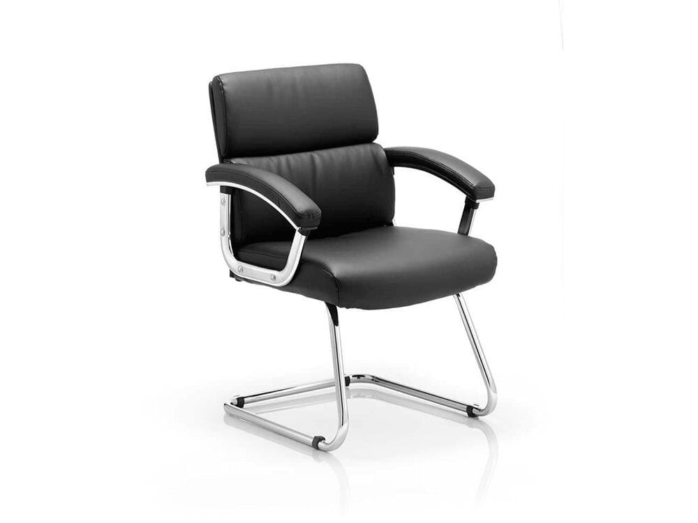 Slade – Leather Executive Cantilever Visitor Chair