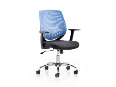 Lori – Flexible Medium Back Operator Office Chair with Arms