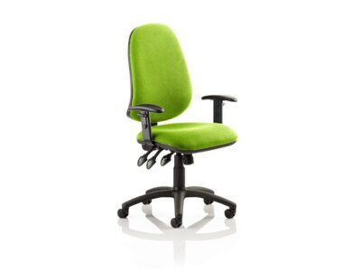 Esme 3 – Operator Task Chair without Arms in Multicolour