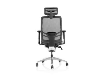 Ergo Click Black Mesh Seat Black Mesh Back With Headrest 2