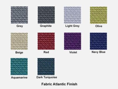 Fabric Atlantic Finish