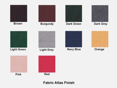 Fabric Atlas Finish