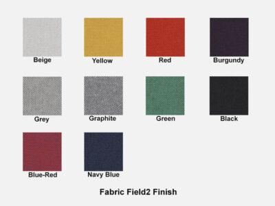 Fabric Field2 Finish