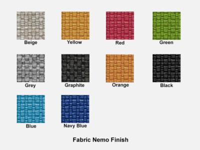 Fabric Nemo Finish