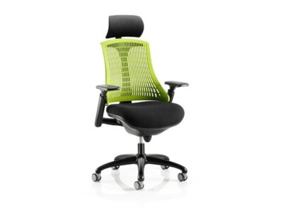 Echo – Multicolour Flexible Back Operator Office Chair