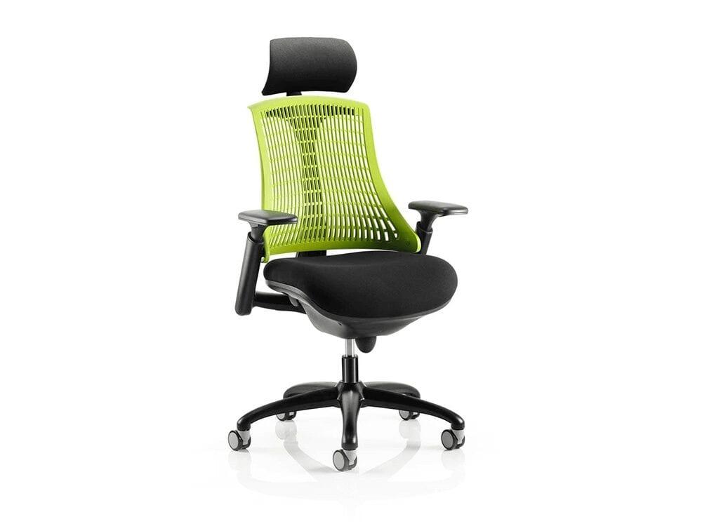 Echo – Multicolour Flexible Back Operator Office Chair