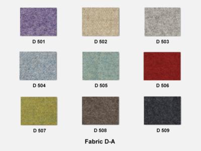 Kastel Fabric D Range A