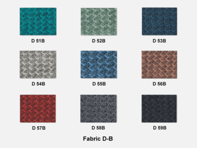 Kastel Fabric D Range B