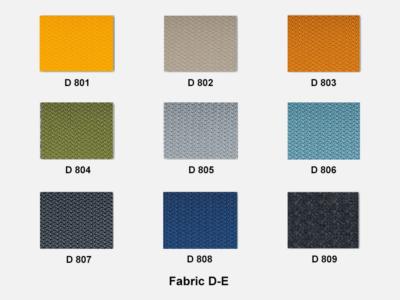 Kastel Fabric D Range E
