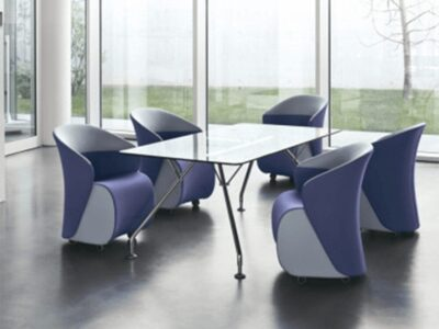 Galaxy – Double Facing Armchairs in Multicolour