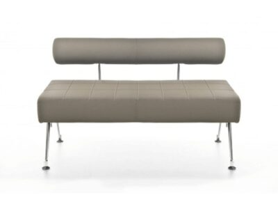 Lunar – Multi Seat Bench with Backrest