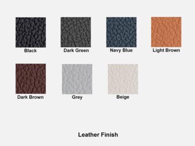 Leather Finish