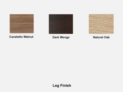 Leg Finish Lustro – White Glass Top Boardroom Table