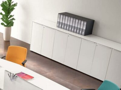 Bryony – Low-Level Filing Cabinets with Locking Doors