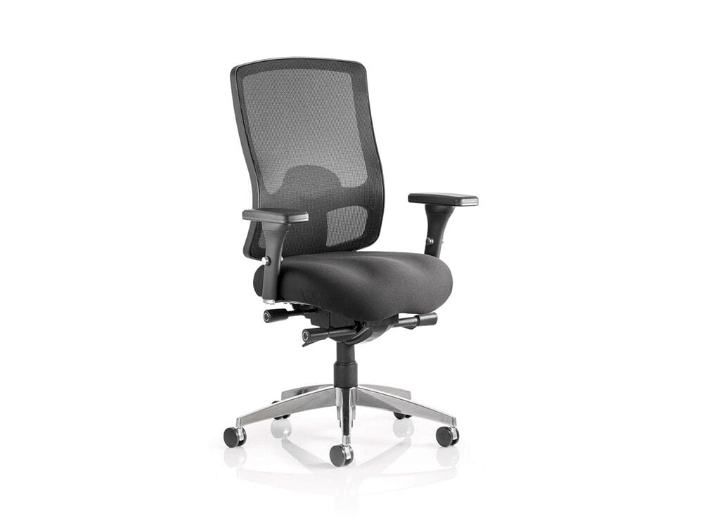 Maro – Operator Office Chair with Mesh Back