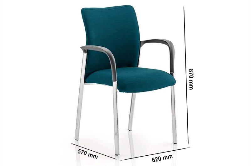 Elio – Multicolour Visitor Chair