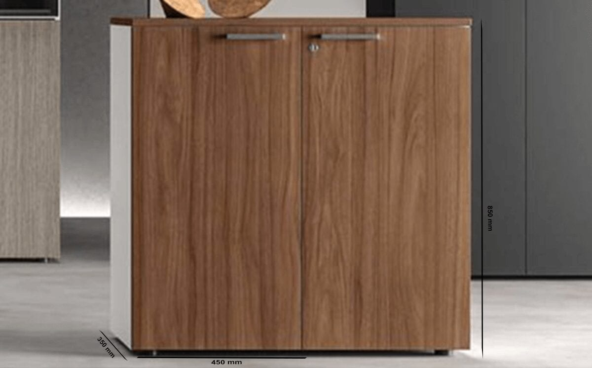 Dawn – Woodside Storage Unit with Cabinet Doors