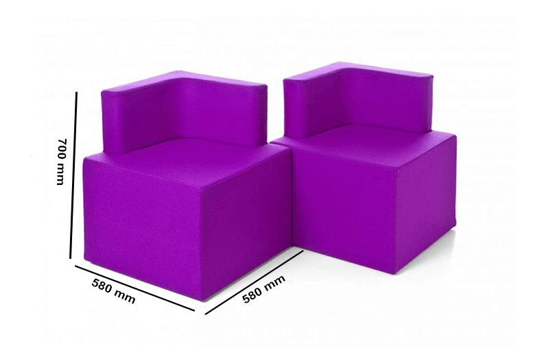 Size Kady Armchair