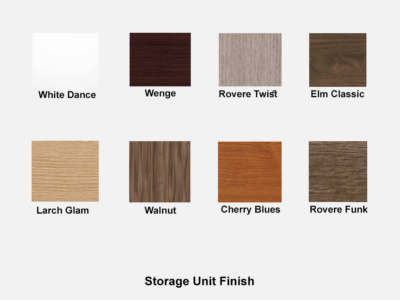 Storage Unit Finish Hansol – High Level Cupboard
