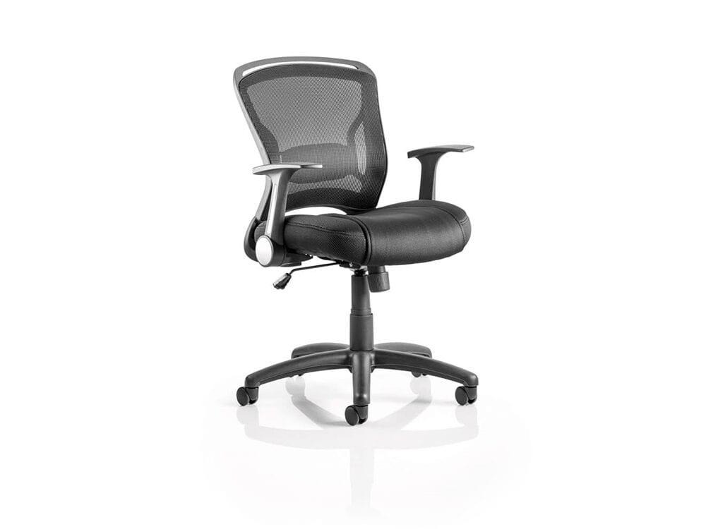 Theo – Medium Back Mesh Operator Office Chair