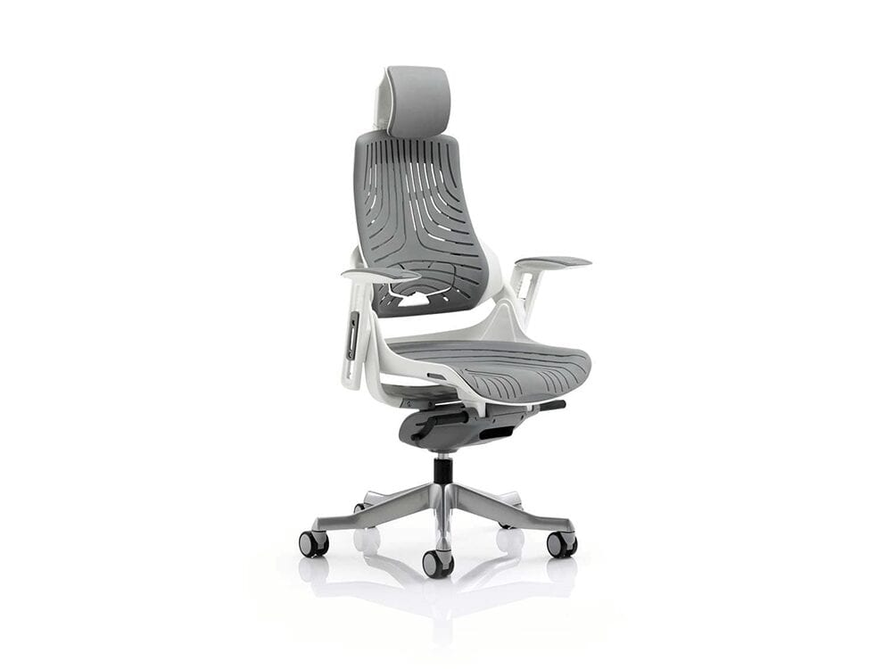Ares – Executive Chair with Elastomer Gel in Multicolour