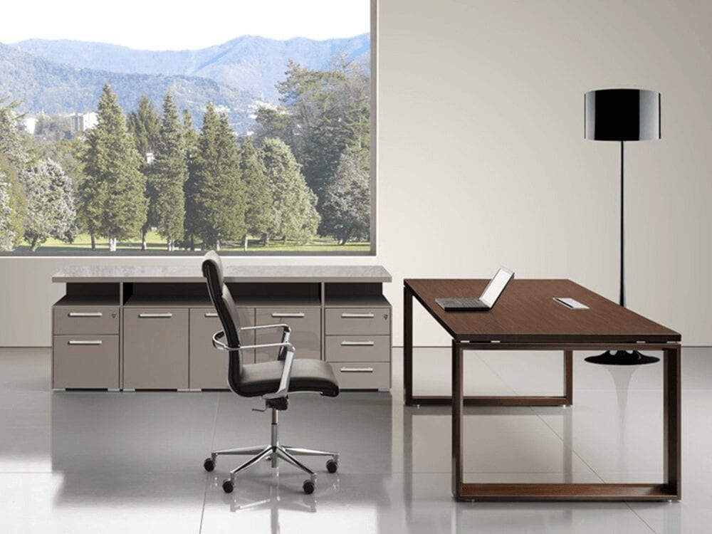 Ryder – Wooden Executive Desk