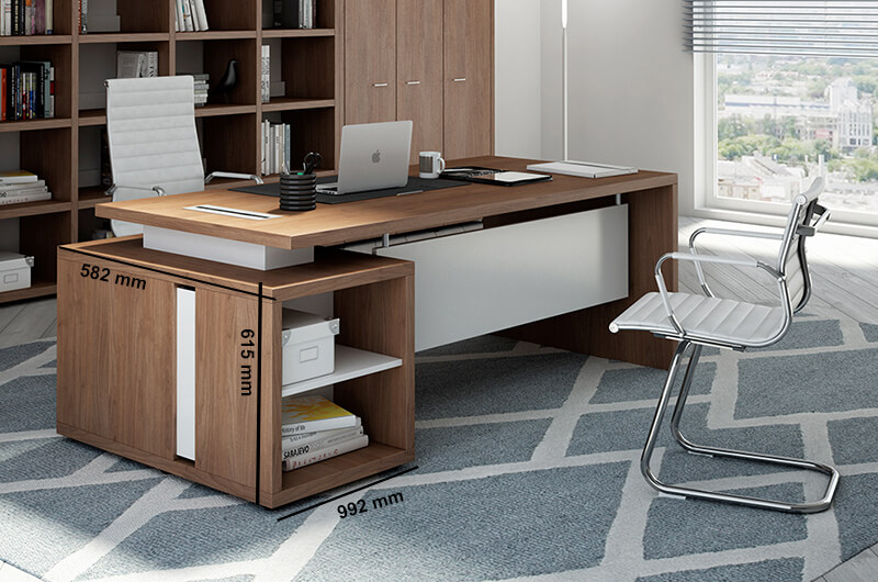 Brera Perfect Adtion With Pedestal Dimension