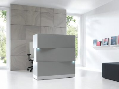Eiliyah – Compact Reception Desk