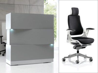 Eiliyah – Compact Reception Desk