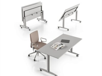 Piega – T-Flex Foldable & Stackable Office Desk