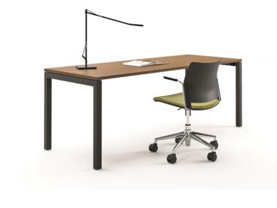Nicolo Executive Desk With Goalpost U Leg1