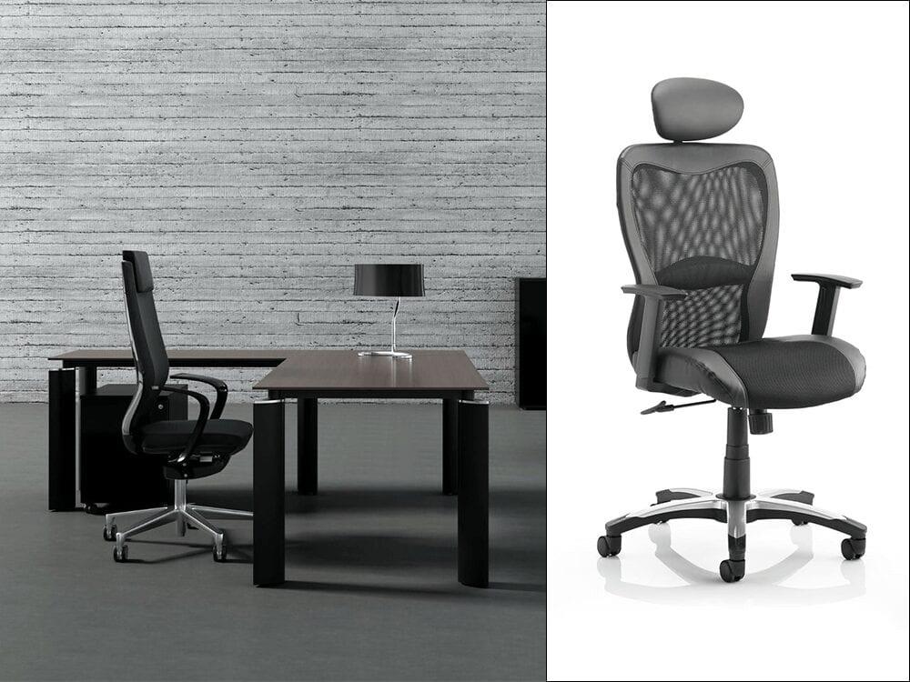 Reve – Solid Executive Desk