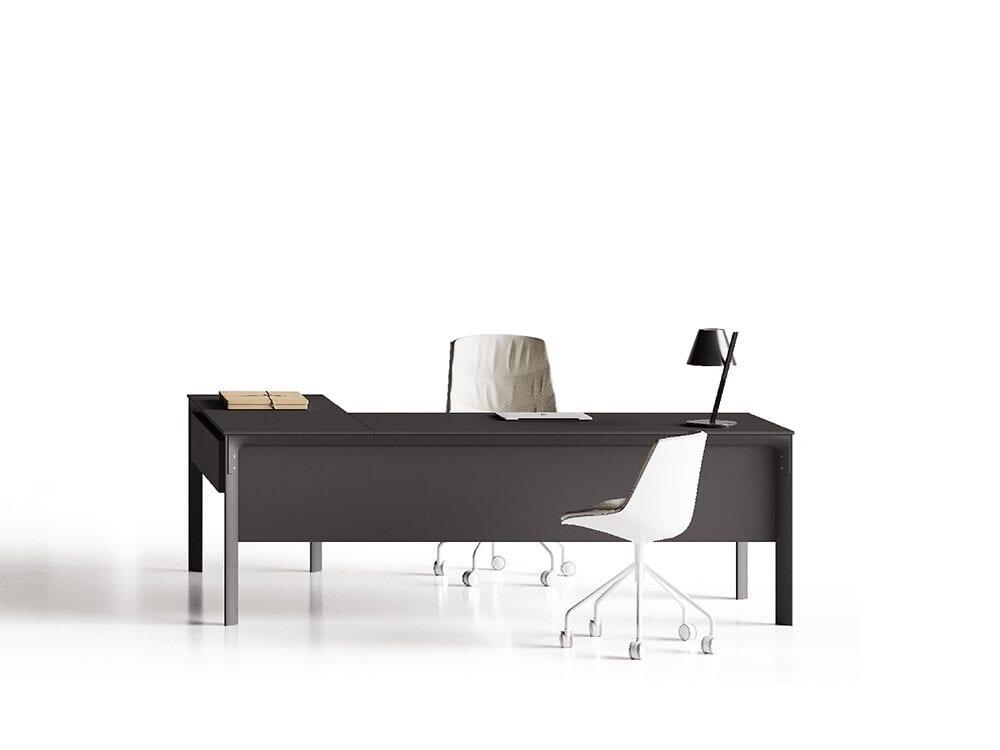 Seventy Seven - Executive Desk with Return