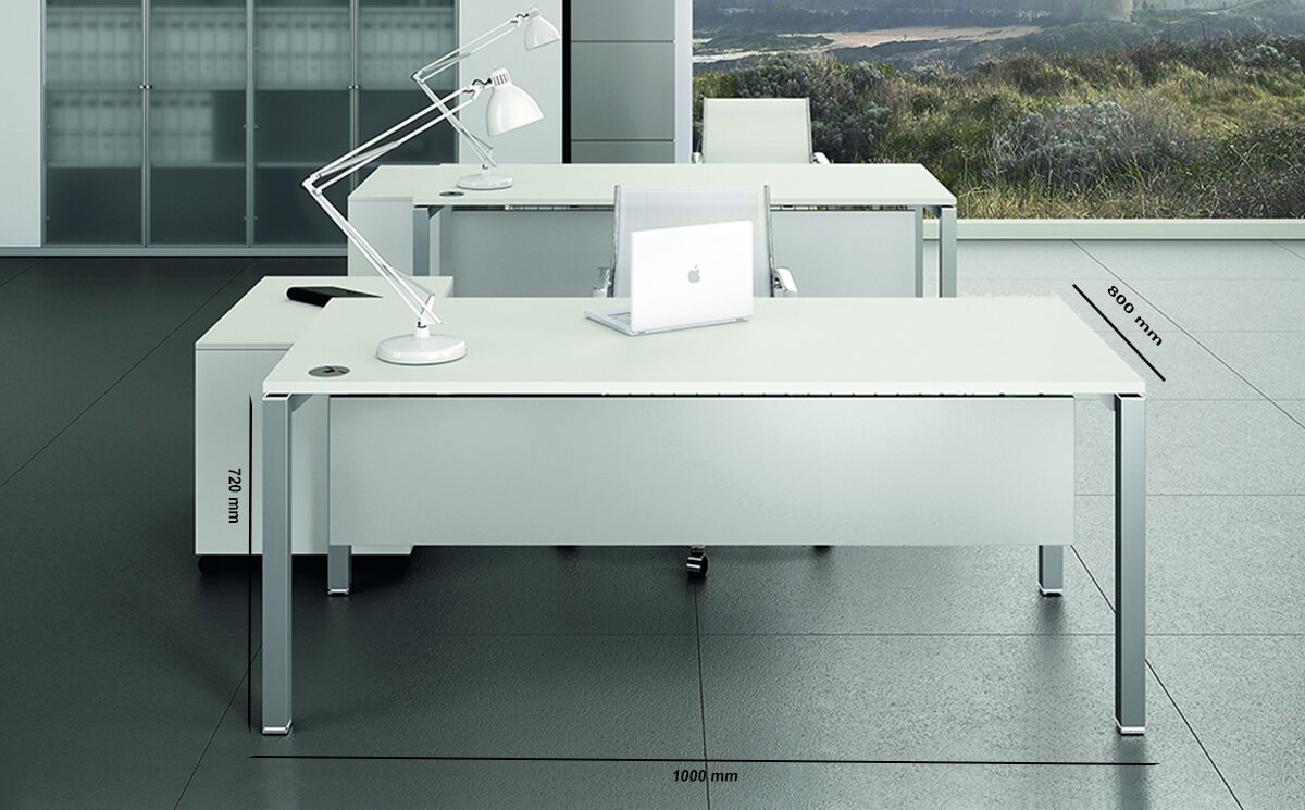 Size Gate Height Adjustable Office Desk