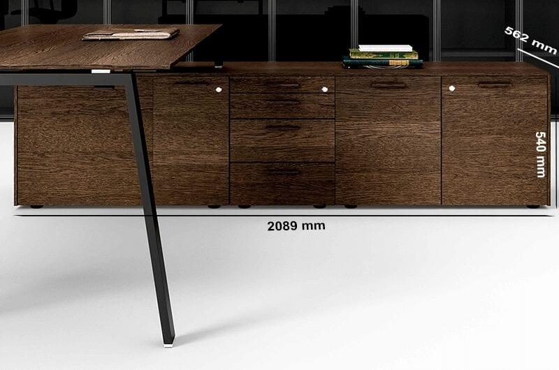 Minimo 1 - Simple Executive Desk