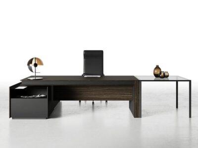 Elena Sturdy Modern Executive Desk