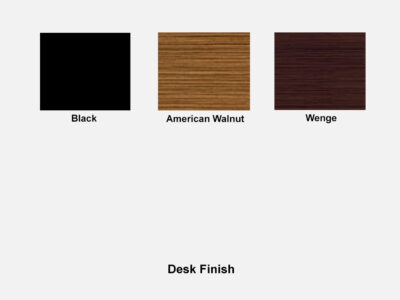 Ryder And Wood Desk Finish Image Swatches