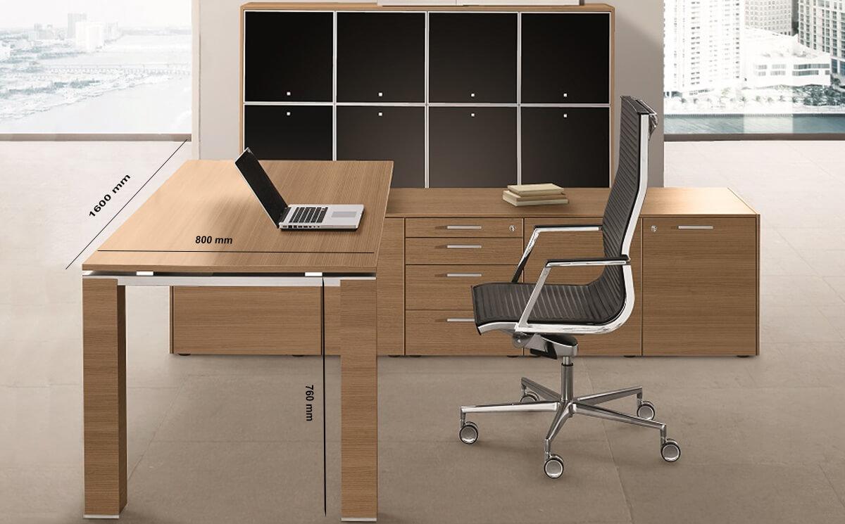 Size Legnosa Desk