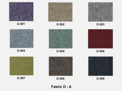 Fabric D Range A (kastel)