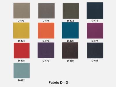 Fabric D Range D (kastel)