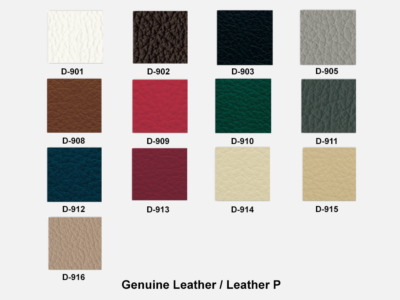 Genuine Leather P (kastel)