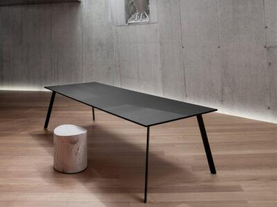 Bordo – Designer Concrete, Wood Or Lacquer Finish Executive Desk6