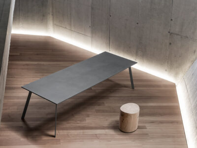 Bordo – Designer Concrete, Wood Or Lacquer Finish Executive Desk8