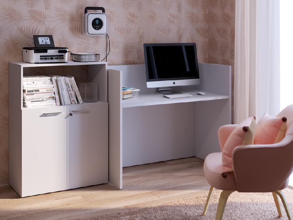 Greta – Home Office Desk With Storage