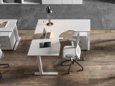 Castello - Ergonomic Corner Desk