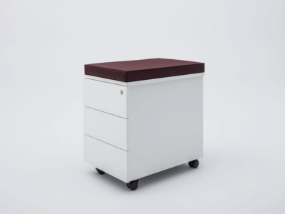Donna Under Desk Pedestal Storage 1